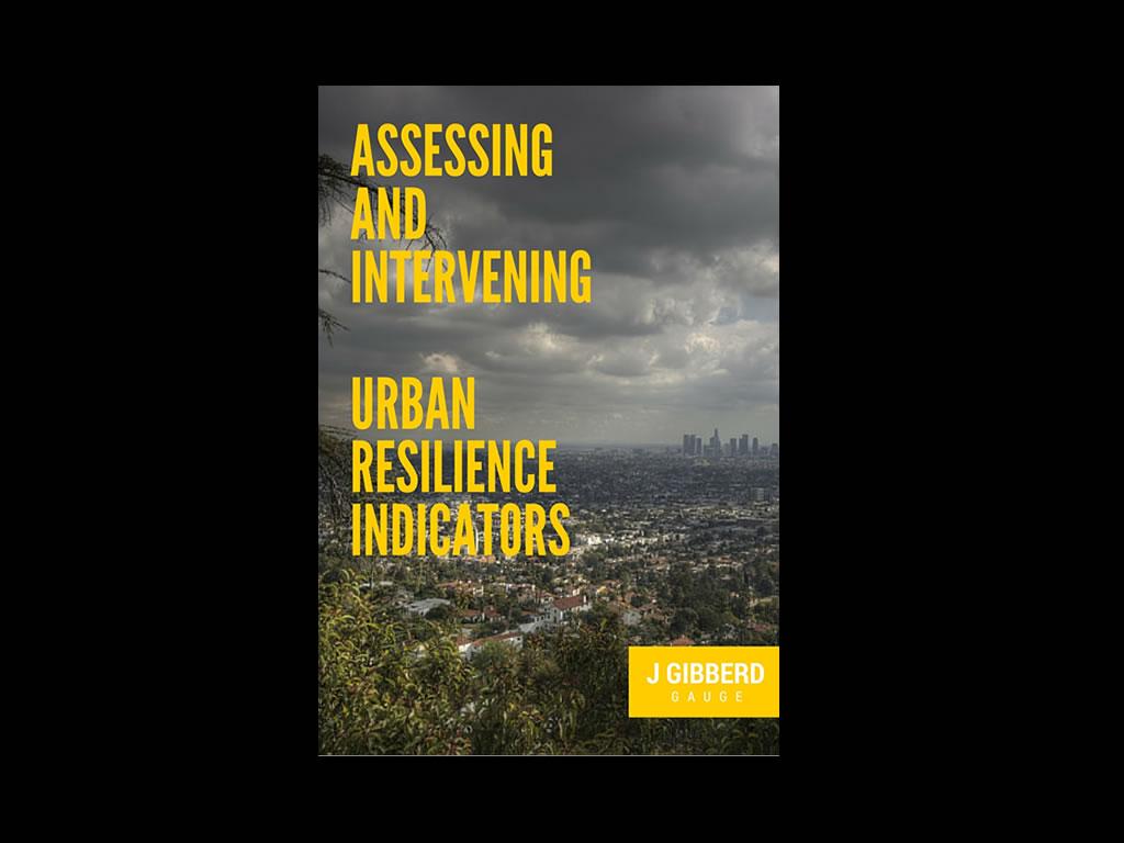 urban resilience A