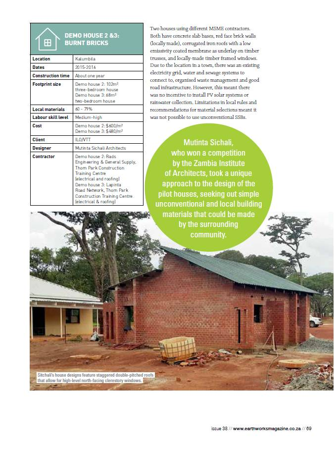 Zambian housing